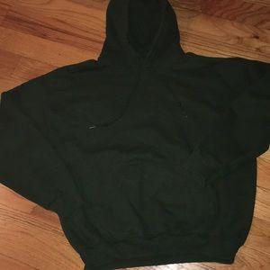 Gilman hooded sweatshirt